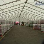 Całoroczne hale namiotowe